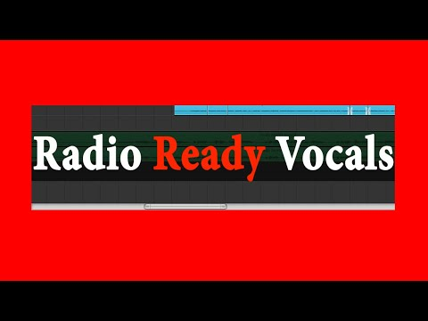 Radio Ready Vocals | Theo Nt | theont.com