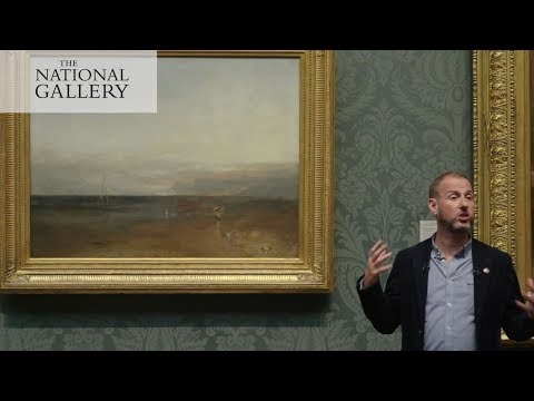 Turner's 'The Evening Star' | A History of the National Gallery in Six Paintings