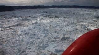 greenland ilulissat glacier
