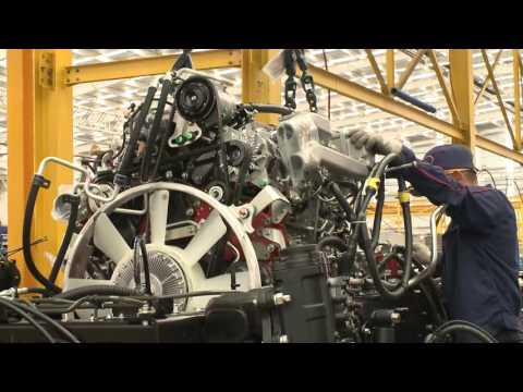 Hino Motors Manufacturing Colombia - 2016