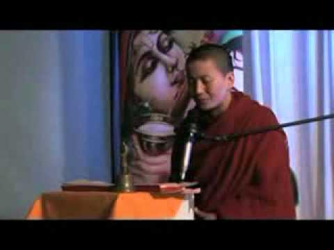 มหากรุณาธารณีสูตร สงบ เย็นใจ ภาษาทิเบต   Buddhist Clips2