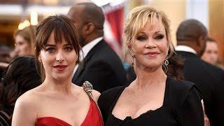 Break Time: Melanie Griffith won't see Dakota Johnson in '50 Shades'