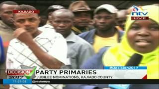 Jubilee party primaries: Voting underway in Kajiado thumbnail