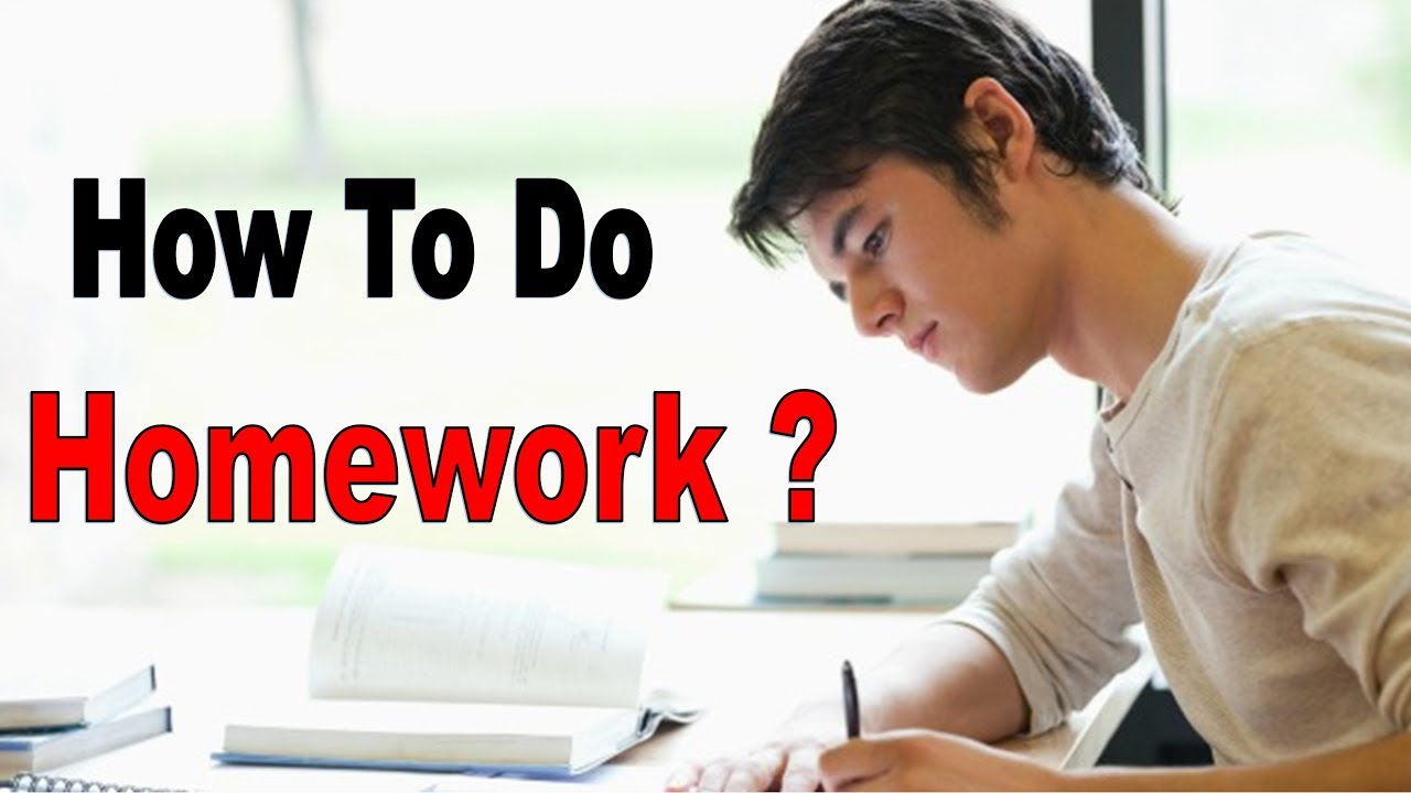 homework karne ke 100 tarike