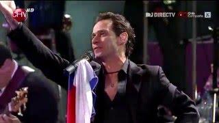 Tu amor me hace bien HD - Marc Anthony Viña del Mar 2012