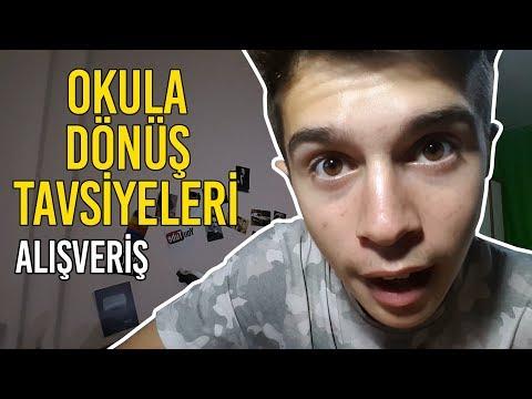 Download Youtube: OKULA DÖNÜŞ | LİSE TAVSİYELERİ, ALIŞVERİŞ
