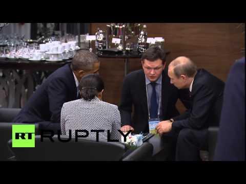 Turkey: Putin and