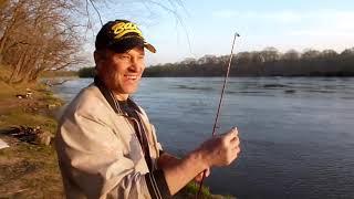 Приморская рыбалка на реке Уссури