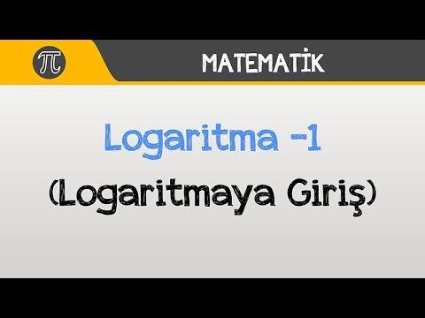 Logaritma -1  (Logaritmaya Giriş) | Matematik | Hocalara Geldik