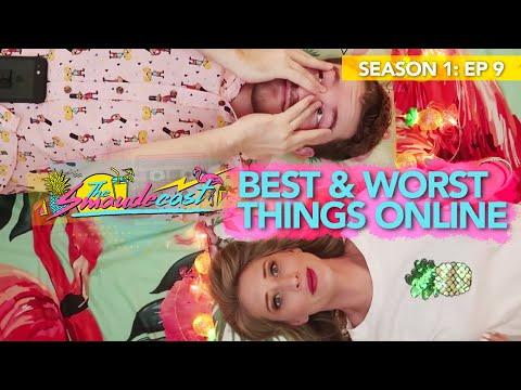 Smaudecast Episode 9 - Best & Worst Things We've Seen Online