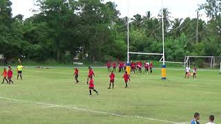 King's College Rugby Seven 2018 First Round U12 House 4 vs House 1