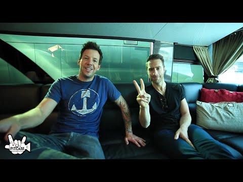 Simple Plan | Inside the Tour Bus!