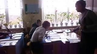 Староталалаївська ЗОШ. Урок біології, 8 клас