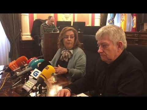 Valoración Flora Moure sobre daños Temporal en Ourense