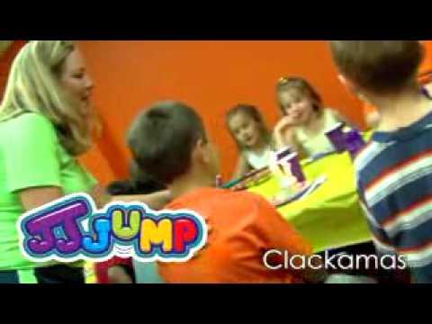 Indoor Playgound & Kids Birthday Locations In Portland Oregon