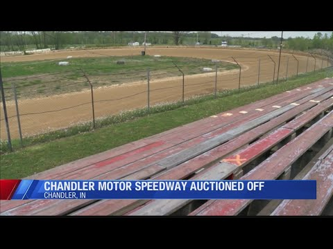 Chandler Motor Speedway Auctioned Off
