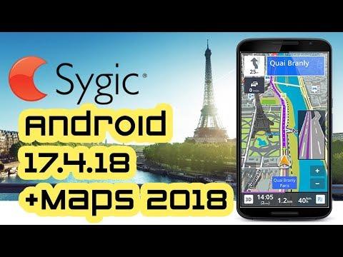 Sygic 17.4.18 FULL ❯❯❯ 🛰️ GPS Navigation + World Maps 2018.06 UPDATE