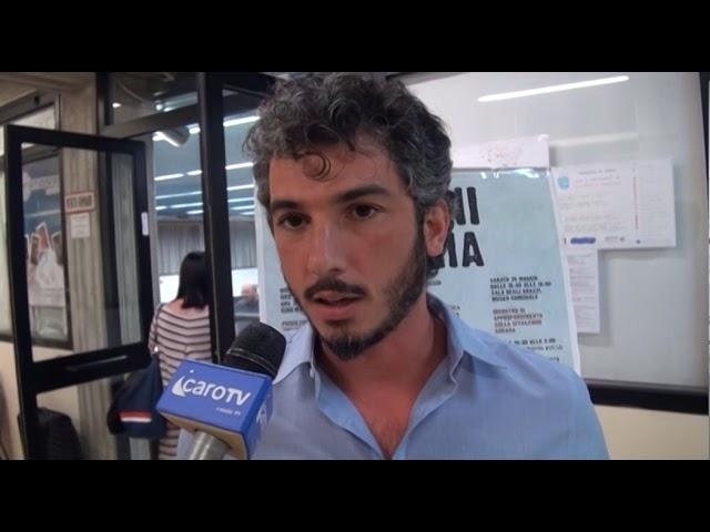 Icaro Tv. Gabriele Del Grande a Rimini for Syria