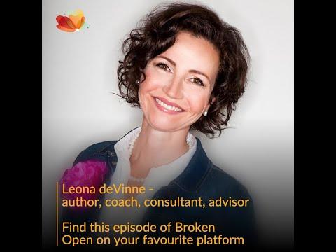 Leona deVinne - Author, Coach, Consultant, Advisor - S2E10