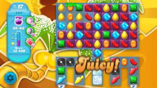 Candy Crush Soda Saga Level 503 New No Boosters