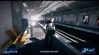 Battlefield 3 - Paris Campaign Gameplay [Part 2] [XBOX 360]