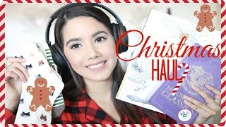 WHAT I GOT FOR CHRISTMAS 2016 | BECKYMORFIN
