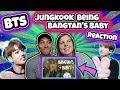 Jungkook being Bangtan's Baby ( BTS REACTION )