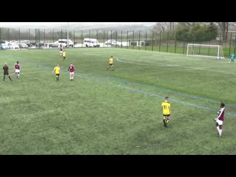 Burnley FC Shadow Youth Team  2 v 0 Burton Albion (Home)