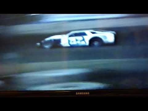 Paul Meeks wins heat race and main event @ watsonville speedway 1992