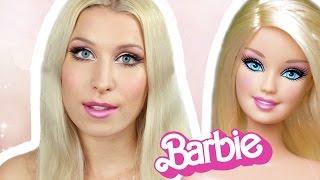 ♦ Makijaż Barbie - Halloween ♦ Agnieszka Grzelak Beauty