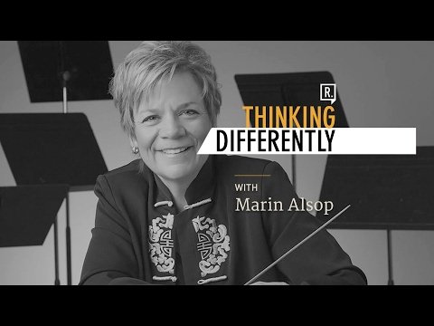 Thinking Differently with MARIN ALSOP (Audio Podcast)