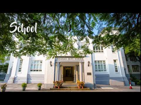 Diocesan Boys' School Boarding School - Daily life of DBS boarders