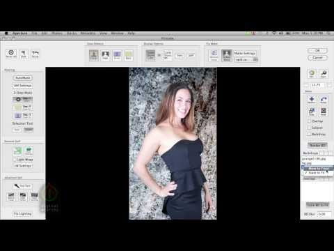 Introduction to the Primatte Event Chromakey Plugin for Apple Aperture