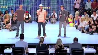 Emblem3- 2nd Audition- Iris (Goo Goo Dolls)