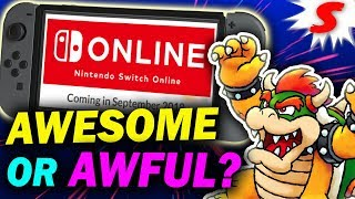Will the Switch Online Service Be GOOD? 4 Ideas for the Nintendo Switch Online Program