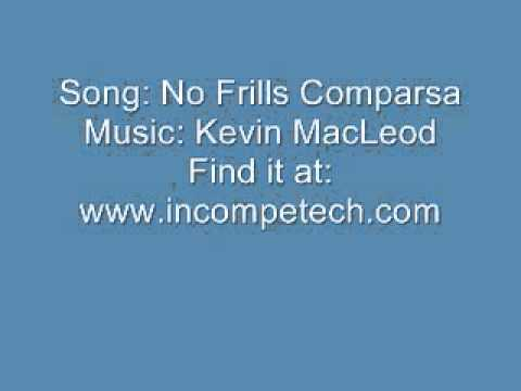 PepioSpanish's Music Credits: No Frills Comparsa by Kevin Macleod