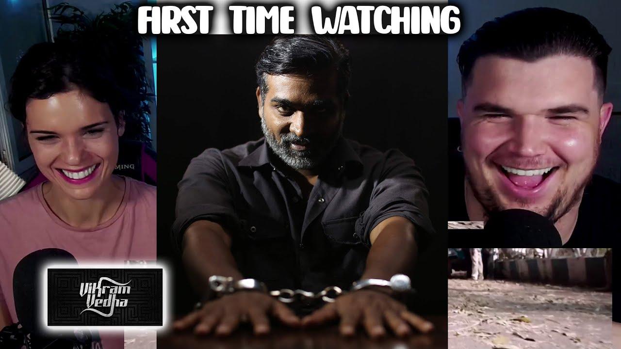 Vikram Vedha - Vijay Sethupathi ENTRY SCENE! Madhavan, Vijay Sethupathi, Shraddha Srinath, Kathir