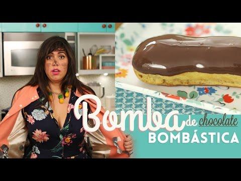 A VERDADEIRA BOMBA DE CHOCOLATE FRANCESA