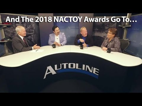And The 2018 NACTOY Awards Go To… - Autoline This Week 2202