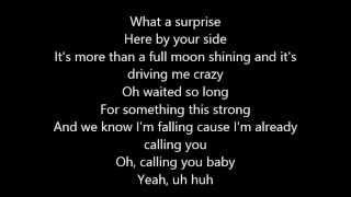Keith Urban - Georgia Woods - Lyrics