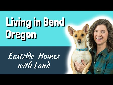 Living In Bend Oregon | East Side Homes With Land | Can You Afford Some Land?