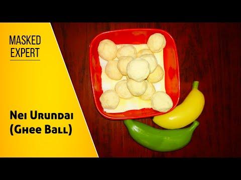 nei-urundai-(ghee)-recipe-|-pottukadalai-urundai-recipe-|-diwali-sweets-ghee-ball-|-நெய்-உருண்டை