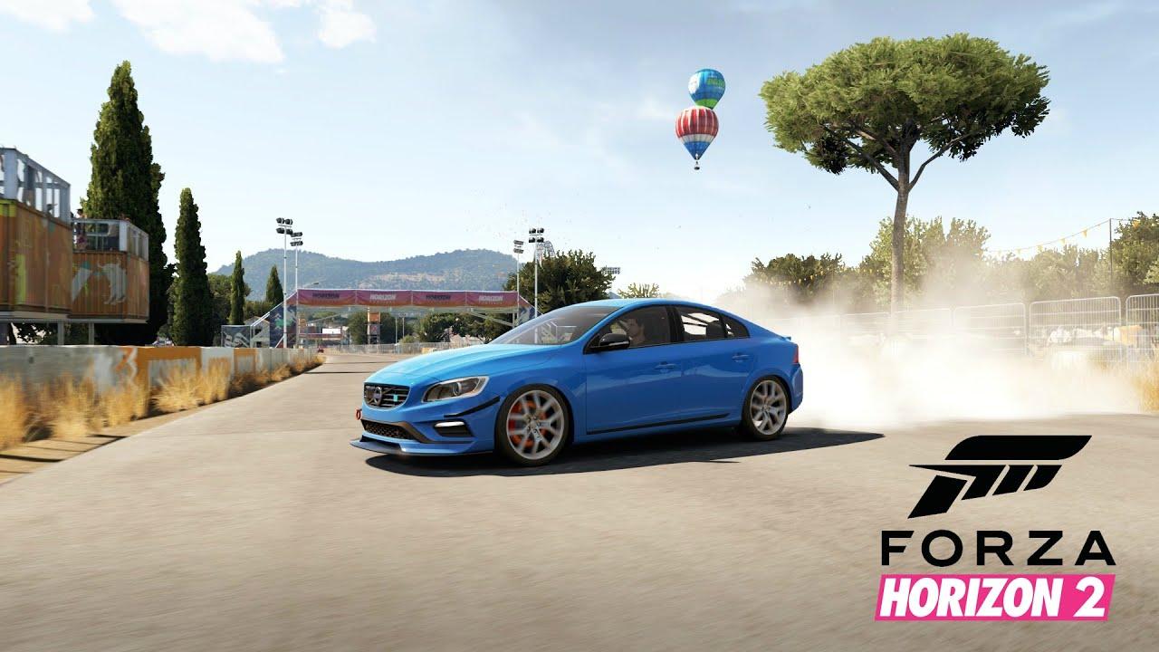 Forza Horizon 2 Car Build Volvo S60 Polestar Playground