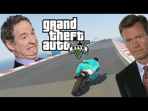 CATCH ME IF YOU CAN - GTA 5 Gameplay