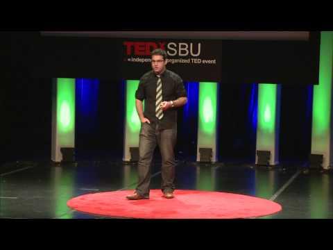 Seeing medicine through fluorescent eyes Mitchell Fourman at TEDxSBU