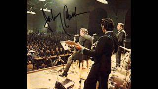 Johnny Cash - Wanted man - Live at San Quentin