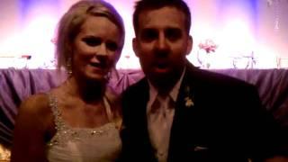 cbentertainmentdj - Chris & Abby wedding @ Heritage Ranch Country Club