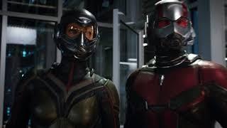 Человек-муравей и Оса | 2018 | трейлер