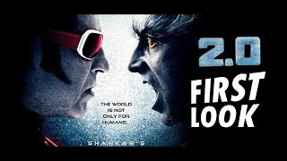 Robot  2.0 trailer rajnikant and akshay kumar 2017. robot 2 bollywood movie fan made trailer.