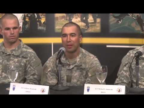 First female Soldiers to graduate Ranger School share their experiences